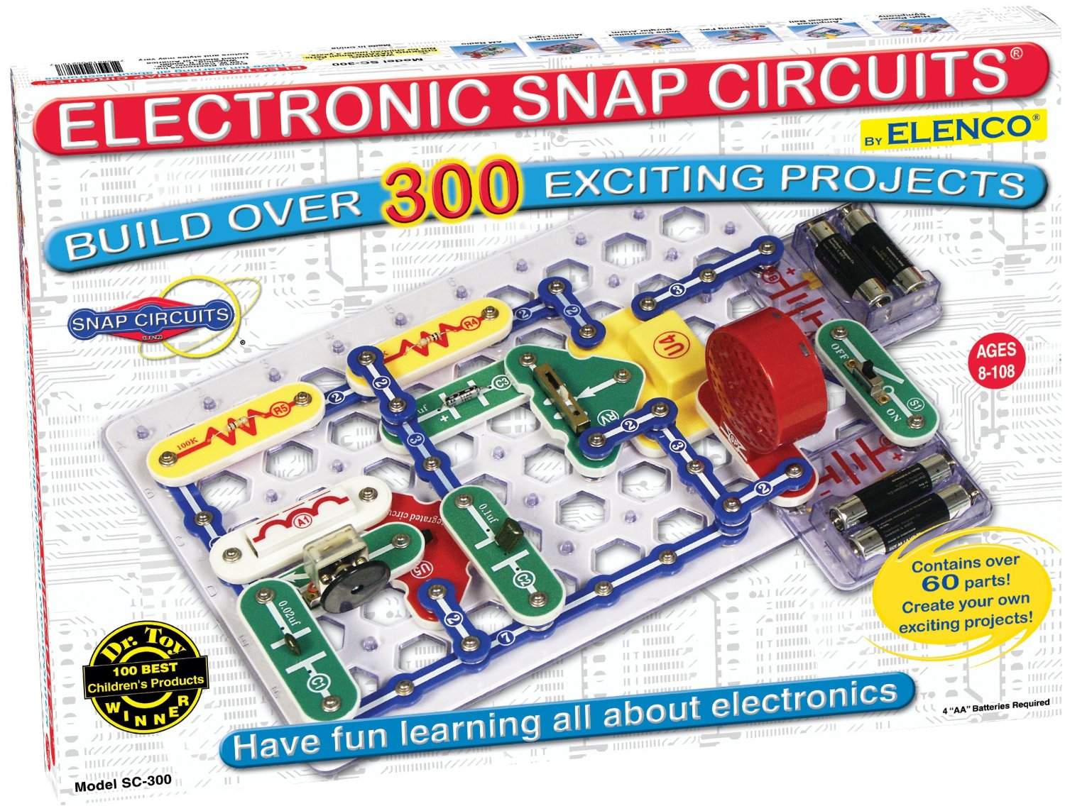 Snap Circuits Electronic - 300