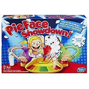 Pie Face Showdown Games