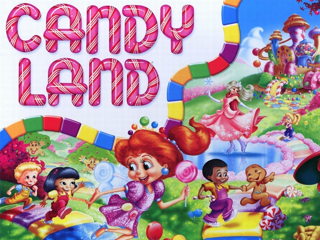 Board Game - Candy Land