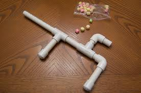 PVC Marshmallow Shooters Parts