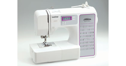 Sewing Machines - Brother Project Runway CE8080PRW