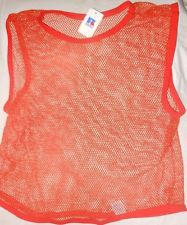 Jersey, Pinnies Orange