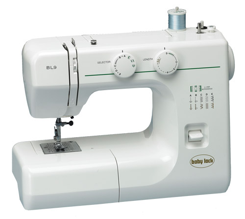 Sewing Machine - Baby lock BL9