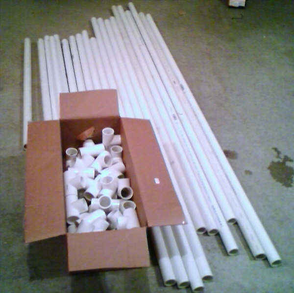 PVC Pipe Car Kits